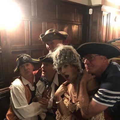 Piratitude Gallery Image. -  Pirate pile on