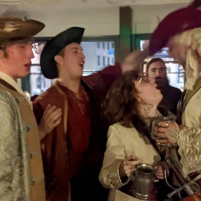 Piratitude Gallery Image. -  Pirate crew - outstanding costumes!