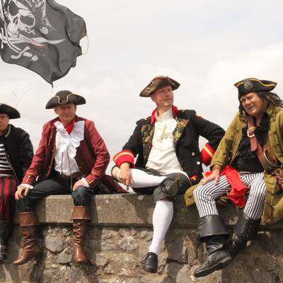 Piratitude Gallery Image. -  A worse gang of villains you never did see!