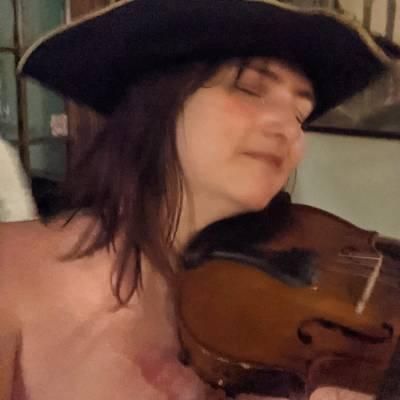 Piratitude Gallery Image. -  Flintlock's Heather Deane with Piratitude