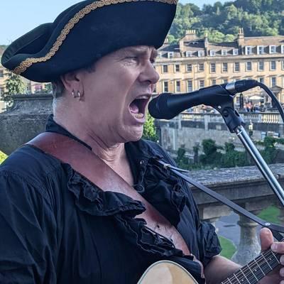 Piratitude Gallery Image. -  Barnacle in Bath