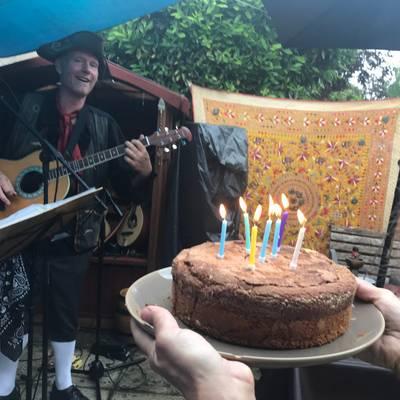 Piratitude Gallery Image. -  Birthday Party Entertainment