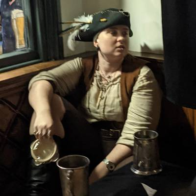Piratitude Gallery Image. -  Wistful pirate