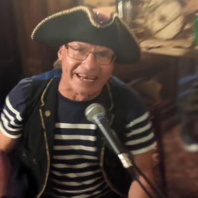 Piratitude Gallery Image. -  Singbad the Pirate